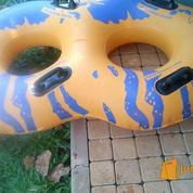 "Watertubes Zebec Yang Terbaik Untuk Waterpark Size 42"" Double (1313032) di Kota Jakarta Pusat"