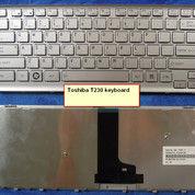 Keyboard Toshiba Portege T230 T235 Silver (13137173) di Kota Surabaya