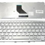Keyboard Toshiba Portege T210 T215 - Silver (13138399) di Kota Surabaya