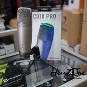 Samson C01U Pro USB Studio Condenser Microphone ( USB Mic ) Murah Di Bandung