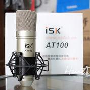 Microphone Condenser ISK AT-100 Murah Di Bandung