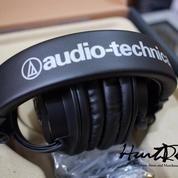 Profesional Headphone Monitor Audio Technica ATH-M30x Murah Di Bandung