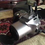 Kamera Olympus IS-200 Made In Japan Antik Langka