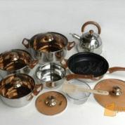 eco coockware set oxone murah