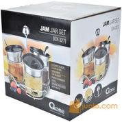 jam jar oxone murah OX-327 Jam Jar Set Oxone 3Pcs