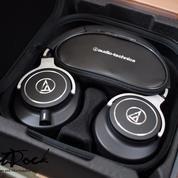 Audio Technica ATH M70X Headphone Recording