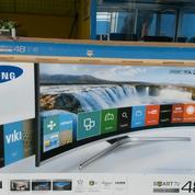 TV SAMSUNG 48 J5100-SMART TV (13168431) di Kota Bandar Lampung