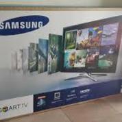 TV SAMSUNG 50MU6100 50 - FLAT - SMART TV - 4K UHD (13168735) di Kota Bandar Lampung