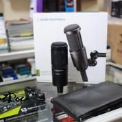 Audio Technica At2020 Microphone Condenser