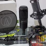 Microphone Condenser Audio-Technica AT2035 Murah Di Bandung