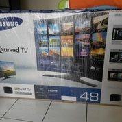 """TV SAMSUNG 48"""" LED FLAT HD 48J5000 GARANSI RESMI MURAH (13185123) di Kota Jambi"""