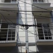 Murah Rumah Tanjung Duren Jakarta Barat 4 Lantai Masuk Mobil