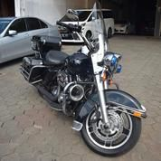 Harley Davidson Road King Police Black 2013
