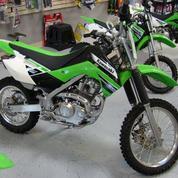 MOTOR Trail Kawasaki Klx110cc (13218275) di Kab. Bekasi