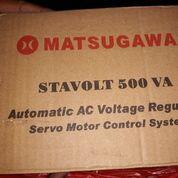 Stabilizer Matsugawa 500 Va (13219867) di Kota Semarang