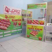 Sosis Bakar Jumbo & Sotang Booth Portable (13267995) di Kota Jakarta Selatan