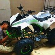 BIG ATV All Terrain Vehicle 110cc Hijau