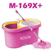 Supermop Bolde M169x Plus Pembersih Lantai Modern Praktis Mudah Di Gunakan