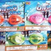 Kacamata Renang Anak Polos Murah Made In China Olahraga Swimming Diving Peralatan Alat Berenang (13313755) di Kota Surabaya