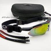 Sunglasses Kacamata Outdoor 0akley Quantum 6 Lensa, Kacamata Sepeda Sporty, (13324437) di Kota Bogor
