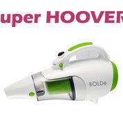Vacum Cleaner Super Hoover Bolde Dengan 6 Kepala Penyedot Debu Lengkap
