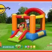 Happy Hop 9004B Istana Rumah Balon Bouncer Anak Include Blower