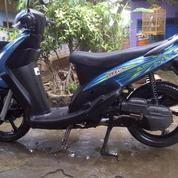 Mio Sporty 2009 Plat Lampung Selatan Antik Pajak Hidup