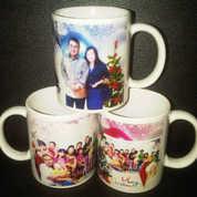 Mug Souvenir Murah Natal Dan Tahun Baru Model Mug Standar (13373733) di Kota Tangerang