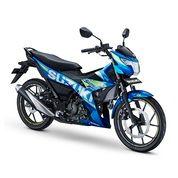 New Satria150 Fi MotoGP - Fu150 Mfx