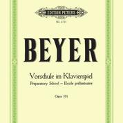 Buku Piano BEYER OP.101 / OPUS 101 / OP 101 - Buku Musik