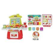 Mainan Anak Fast Food Store