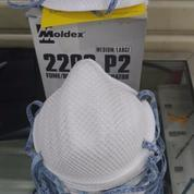 Masker N95 Moldex 2200,Particulate Respirator (13378899) di Kota Jakarta Pusat
