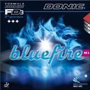 Karet Rubber Pingpong Tenis Meja Donic Bluefire M1 (13390255) di Kota Jakarta Barat