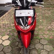 Yamaha Mio Soul 2013 Red