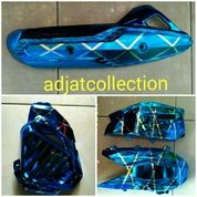 Cover Blue X Full Set Honda Vario 125 Vario 150