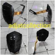 Mudguard Carbon Universal Ninja CBR Vixion Byson R15 R25 Dll