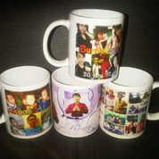 Mug Unik Kado Nikah / Mug Wedding (Bisa Custom Nama) (13404851) di Kota Tangerang