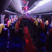 Medium Bus Isuzu NQR71 Tahun 2013