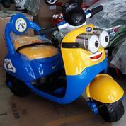 Motor Aki Mainan Anak/Scoopy