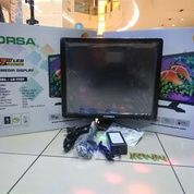 Monitor Forsa Touchscreen 17inc,, Monitor Kasir, Antrian, ATM, Restoran