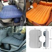 Matras Udara Mobil Portable Untuk Santai Di Mobil Free Pompa Elektrik
