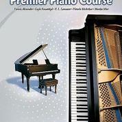 (NEW) BUKU PIANO - ALFRED'S PREMIER PIANO COURSE LESSON 6 - ALFRED