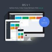 Software Aplikasi Buku Induk Siswa Offline / Online PHP (Original)