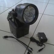 QINSUN ELM660 LED Senter Rechargable Spot Lamp Explosion Proof Jakarta Indonesia (1345972) di Kota Tangerang