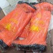 Sepatu Boot Orange WING ON