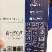 Kamera Mirrorless OLYMPUS EPL6 Second