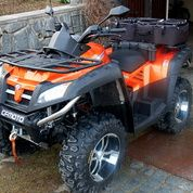 ATV 500cc MATIC