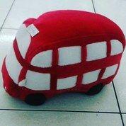 Bantal / Boneka Mobil Mobilan Miniatur Bis/Bus Om Telolet Om SNI Empuk (13492045) di Kota Jakarta Selatan