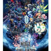 World Of Final Fantasy Pc Games MUdah Instal (13520981) di Kota Bandung