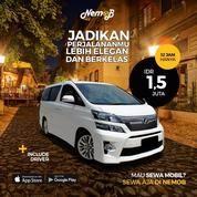 Sewa Mobil Toyota Alphard Vellfire Murah Dan Berkualitas Di Jakarta. Hubungi Nemob.Id (13526795) di Kota Jakarta Utara